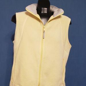 COLUMBIA womens fleece vest